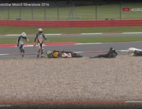 Moeilijke start van het seizoen op Silverstone