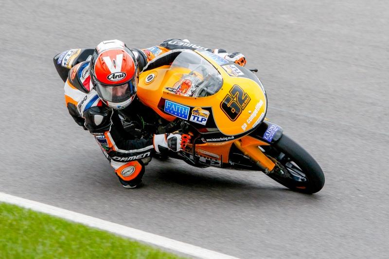 Vasco van der Valk Oulton Park Motostar 2016 foto David Johnston