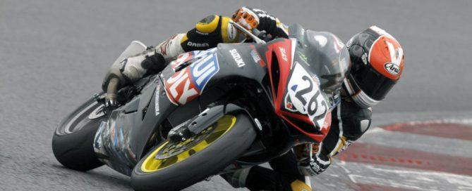Vasco EYBIS Magny Cours 2016 Suzuki 900