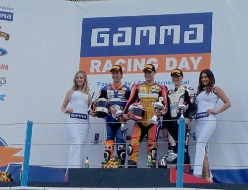 Mooi tussendoortje: Yamaha R3 Cup tijdens Gamma Racing Day 2017