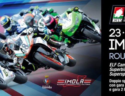Wildcard CampionatoItalianoVelocità: komend weekend naar Imola