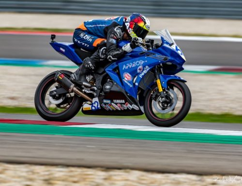 Gastoptreden in Yamaha R3 Cup bij Gamma Racing Day 2018
