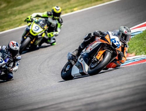 Stroeve start IDM 2019 in Lausitz