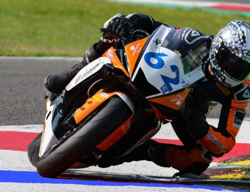 Vasco in Nederlands Team Tourist Trophy tijdens Dutch TT Assen 2019
