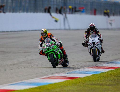 Sterke races tijdens seizoensfinale 2020